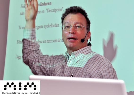 Niklas af Malmborg, webb-redaktör